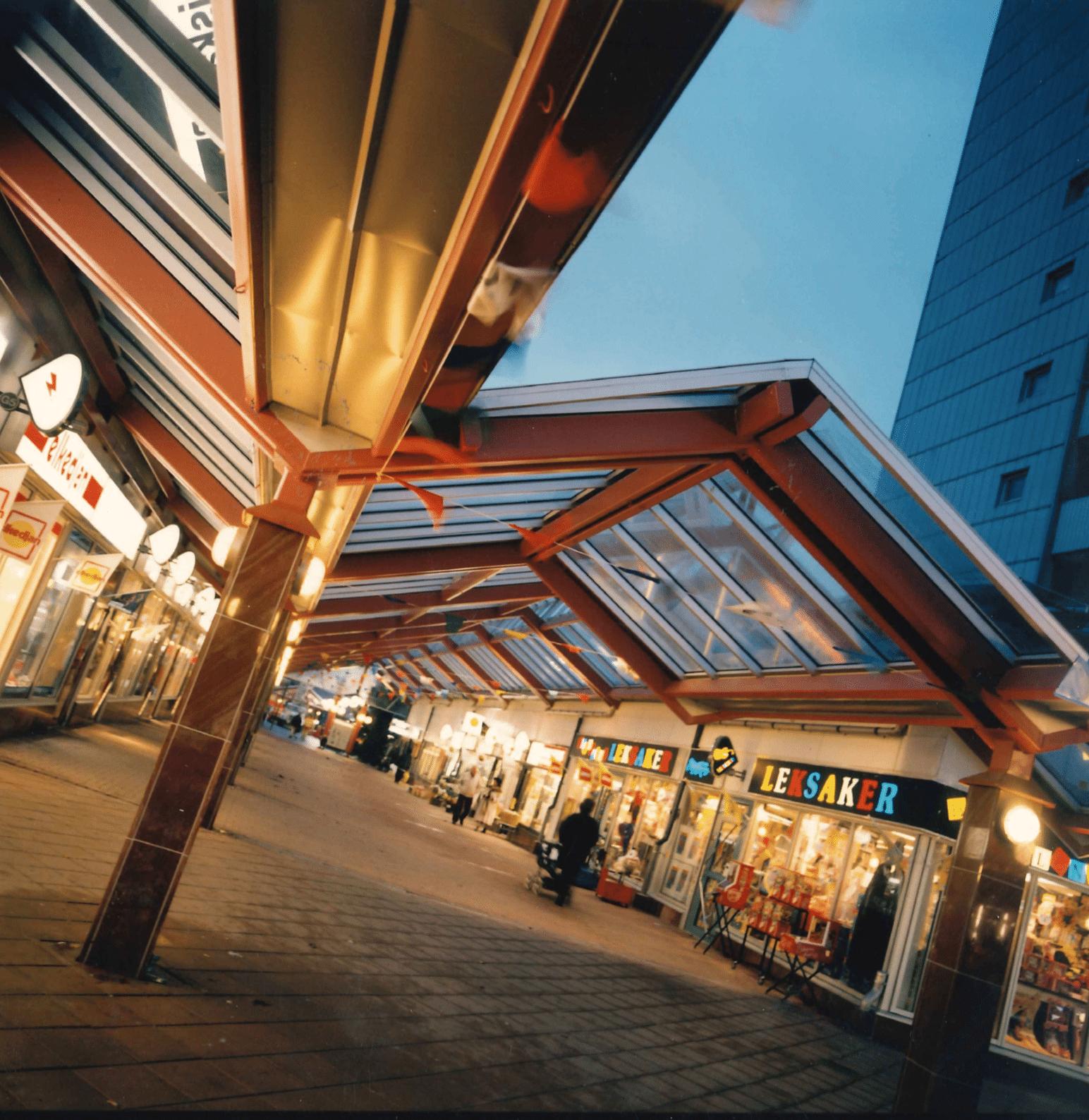 Högdalen Centrum 1993